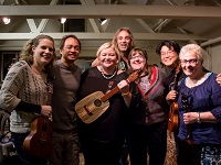 Ukulele-Music-Group-Retreat-Alpine-Meadows-Photo
