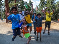 Youth-Group-Jump-Outdoor-Retreat-Alpine-Meadows-Photo
